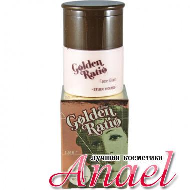 Etude House Хайлайтер «Золотое сечение» Тон 02 Розовый  Golden Ratio Face Glam #02 Pink (40 мл + 4 гр)