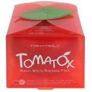 Tonymoly Отбеливающая томатная маска Tomatox Magic White Massage Pack (80 гр)