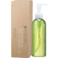 Mizon Гидрофильное масло с экстрактом соевых бобов Real Soybean Cleansing Oil (200 мл)
