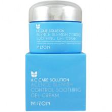 Mizon Успокаивающий гель-крем для проблемной кожи Acence Blemish Control Soothing Gel Cream (50 мл)