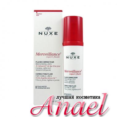 Nuxe Флюид для коррекции видимых морщин Merveillance Correcting Fluid (50 мл)