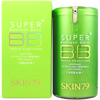 Skin79 Зеленый BB-крем Super Plus Beblesh Balm Triple Function (40 гр)