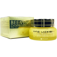 Mizon Успокаивающий крем с пчелиным ядом Bee Venom Calming Fresh Cream (50 мл)