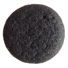 Missha Натуральный очищающий спонж с древесным углем Natural Soft Jelly Cleansing Puff Charcoal (1 шт)