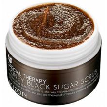 Mizon Скраб с черным сахаром Honey Black Sugar Scrub (90 мл)