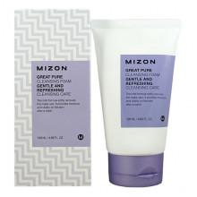 Mizon Очищающая пенка для умывания Great Pure Cleansing Foam (120 мл)