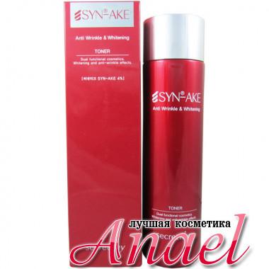 Secret Key Антивозрастной отбеливающий тонер Syn-Ake Anti-Wrinkle & Whitening Toner (150 мл)