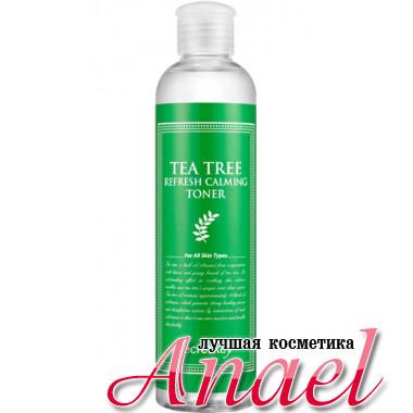 Secret Key Освежающий успокаивающий тонер с экстрактом чайного дерева Tea Tree Refresh Calming Toner (248 мл)