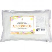 Anskin Сменный пакет альгинатной маски против акне Modeling Mask AC Control Trouble Skin & Oily Skin (240 гр)