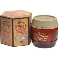 Holika Holika Ночная маска с красным вином Wine Therapy Sleeping Mask Red Wine (120 мл)