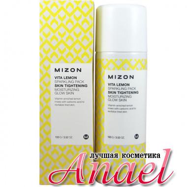Mizon Игристая витаминизированная маска с экстрактом лимона Vita Lemon Sparkling Pack (100 гр)