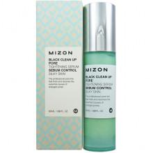 Mizon Сыворотка для сужения пор «Себум контроль» Black Clean Up Pore Sebum Control Tightening Serum (50 мл)