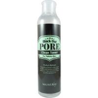 Secret Key Черный тонер для очищения пор Black Out Pore Clean Toner (250 мл)