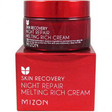 Mizon Ночной восстанавливающий тающий крем Skin Recovery Night Repair Melting Rich Cream (50 мл)