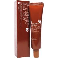 Mizon Многофункциональный восстанавливающий улиточный крем Multi Function Formula All In One Snail Repair Healing Cream (35 гр)