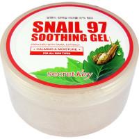 Secret Key Успокаивающий и увлажняющий гель с улиточным экстрактом Snail 97 Soothing Gel (300 гр)