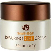 Secret Key Восстанавливающий гель-крем с улиточным экстрактом Snail Repairing Gel Cream (50 гр)