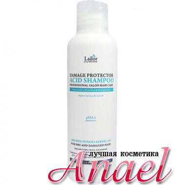 La'dor Восстанавливающий шампунь с аргановым маслом для сухих и поврежденных волос Damage Protector Acid Shampoo (150 мл)