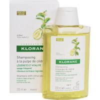 Klorane Шампунь с мякотью цитрона Shampoo With Citrus Pulp (200 мл)