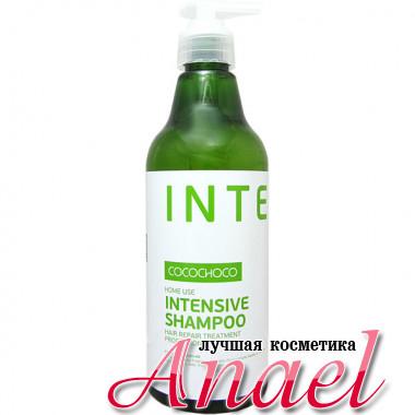 CocoChoco Бессульфатный шампунь для интенсивного увлажнения Intensive Shampoo (500 мл)