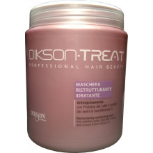 Dikson Восстанавливающая увлажняющая маска для волос Restructuring Moisturizing Mask (1 литр)
