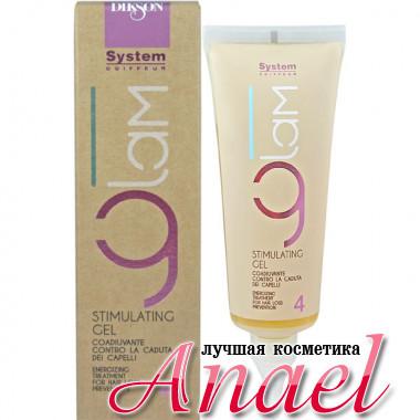 Dikson Стимулирующий гель против выпадения волос Glam Stimulating Gel 4 (100 мл)
