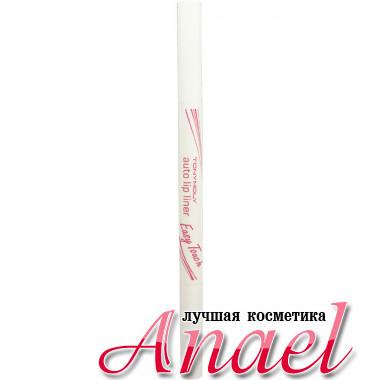 Tonymoly Двухсторонний автоматический карандаш-помада для губ Easy Touch Auto Lip Liner Тон 02 Розовый Rose Pink (0,2 гр)