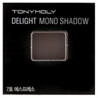 Tonymoly Матовые тени Тон №7 Эспрессо Delight Mono Shadow (1,4 гр)