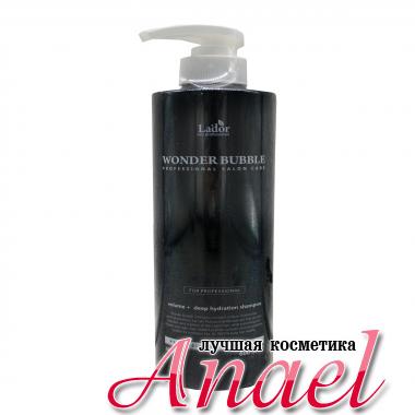 La'dor Чудо-пузырьковый увлажняющий шампунь Wonder Bubble Shampoo (600 мл)