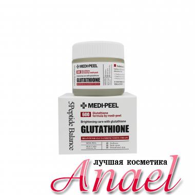 Medi-Peel Крем против пигментации с глутатионом Glutathione 5 peptide Balance Cream (50 мл)