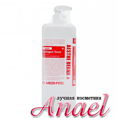 Medi-Peel Восстанавливающий тонер с пробиотиками Red Lacto Collagen Toner (1000 мл)
