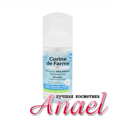 Corine de Farme Очищающая мицеллярная пенка 3 в 1 Micellar Cleansing Foam 3 in 1 (150 мл)