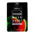 Maskbook Маска-стик для лица и тела с экстрактом арбуза алое Sticker Mask Sheet Watermelon (12 шт)