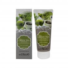 Dr. Cellio Очищающая пенка для умывания с экстрактом зеленого чая Nature Green Tea Foam Cleansing (100 мл)