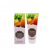 Dr. Cellio Очищающая пенка для умывания с экстрактом апельсина Fruit Orange Foam Cleansing (100 мл)