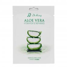 Dr. Kang Увлажняющая тканевая маска с алоэ вера Aloe Vera Hydration & Repairing  Essence Sheet Mask (21 мл)