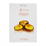 Dr. Kang Питающая тканевая маска Омега Omega Nutrition Essence Sheet Mask (21 мл)