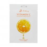 Dr. Kang Осветляющая тканевая маска с витамином C Vitamin C Lightening & Brightening Essence Sheet Mask (21 мл)