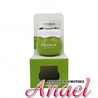 Frudia Успокаивающий-защитный крем для лица с авокадо Avocado Relief Cream (10 мл)