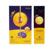Frudia Питательная ночная маска с черникой и медом Blueberry Honey Overnight Mask (20 шт х 5 мл)