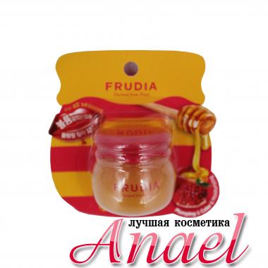 Frudia Увлажняющий бальзам для губ с гранатом Pomegranate Honey 3in1 Nutri-Moisturizing Lip Balm (10 мл)