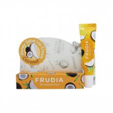Frudia Смягчающий крем для губ с кокосом Coconut Honey Salve Lip (10 мл)
