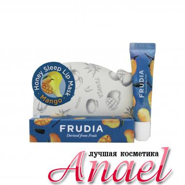 Frudia Ночная маска для губ с манго Honey Sleep Lip Mask Mango (10 мл)