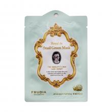 Frudia Антивозрастная тканевая маска с экстрактом улитки Royal de Snail Green Mask (20 мл)