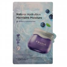 Frudia Увлажняющая тканевая маска с черникой Naturai Hydration Maintains Moisture Blueberry Mask (20 мл)