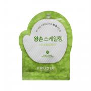 Frudia Отшелушивающий пэд с зеленым виноградом Green Grape Pore Peeling Pad