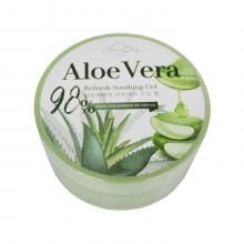 Grace Day Многофункциональный смягчающий гель с экстрактом алое Aloe Vera Refresh Soothing Gel (300 мл)