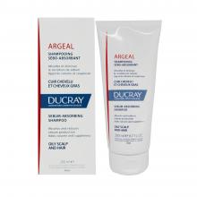 Ducray Шампунь себоабсорбирующий Аржеаль Argeal Sebum-Absorbing Treatment Shampoo (200 мл)