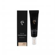 Ottie Антивозрастная осветляющая тональная основа под макияж Pick Me Foundation SPF25PA++ #21P Porcelain (30ml)
