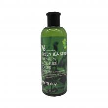 Farm Stay Тонер с экстрактом семян зеленого чая Green Tea Seed Premium Moisture Toner (350 мл)